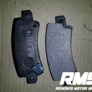 BLN D3374 Brake Pads for Toyota Corolla