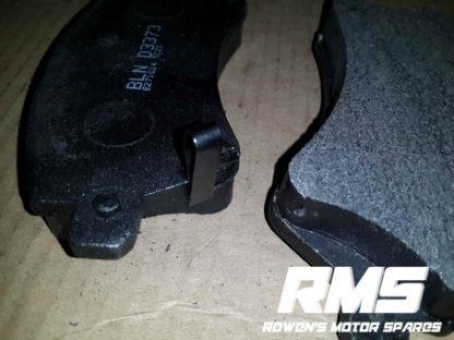 BLN D3373 Brake Pads for Toyota Corolla